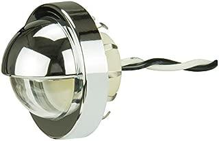 Blazer B165 LED Round Snap-In License / Utility Light