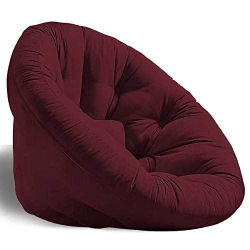 Pouf de salon Nest