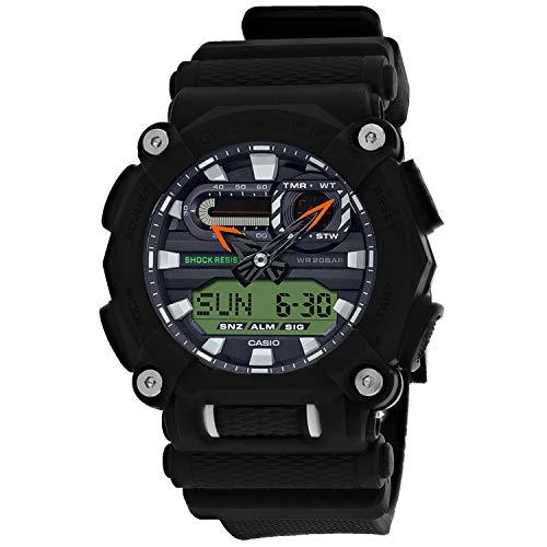 Casio G-Shock By Men's GA900E-1A3 Analog-Digital Watch Black