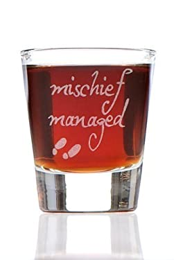Mischief Managed 1.5 oz Shot Glass