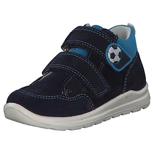 Superfit Baby-Jungen Mel Sneaker, Blau (Blau 80), 21 EU