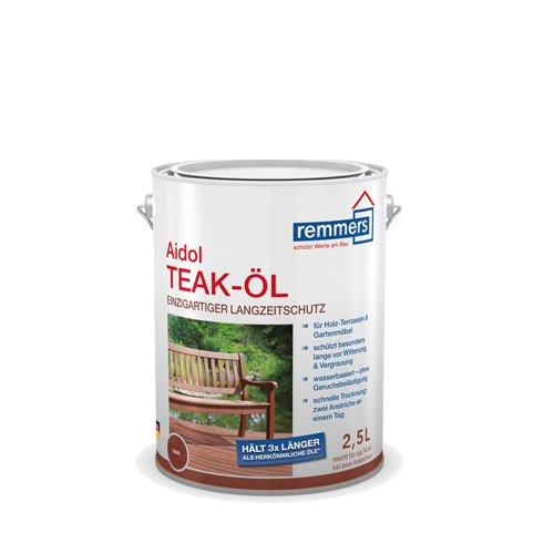 Remmers Aidol Teak-Öl 0,75L