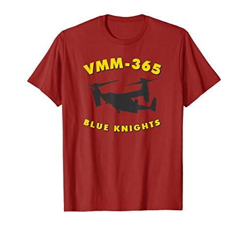 VMM-365 Blue Knights MV-22 Osprey Tiltrotor Squadron Tee