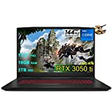 Compare MSI Katana GF76 17″ vs other laptops