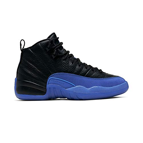Nike Air Jordan 12 Retro Kids Big Kids 153265-014, (Spiel Königsblau), 19 EU