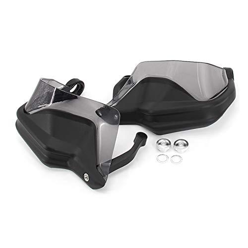 JIEYANG Accessories Ajuste para el Parabrisas Fit para BMW R 1200 GS ADV R1200GS LC F800GS Adventure S1000XR R1250GS F750GS F850GS HandGuard Handguard Hand Shield Protector (Color : C)