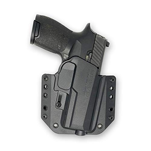 Holster for Sig Sauer P320 Compact (3.9') 9,40 - OWB Holster...