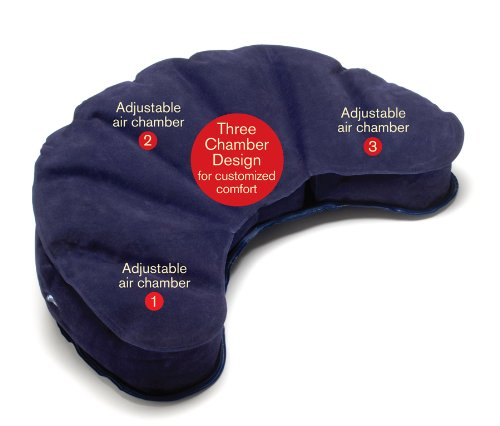 Mobile Meditator Inflatable Meditation Cushion