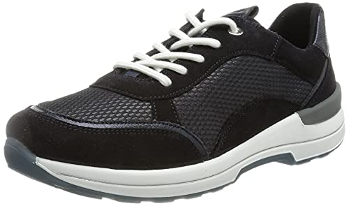 ARA Damskie buty typu sneaker Nara, niebieski - niebieski - 37.5 EU Weit