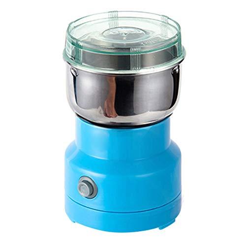 Enow Electric Bean Grinder Blender Haushalts Edelstahl Gewürze/Nüsse/Getreide/Kaffeebohnenmühle Mahlmaschine