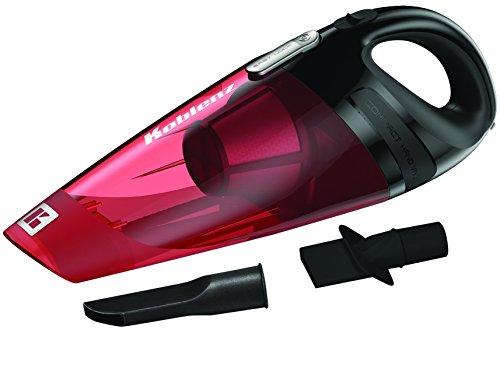 Koblenz HV-12 KG3 Aspiradora Auto, Se conecta directamente al encendedor del auto, Color Rojo/Negro