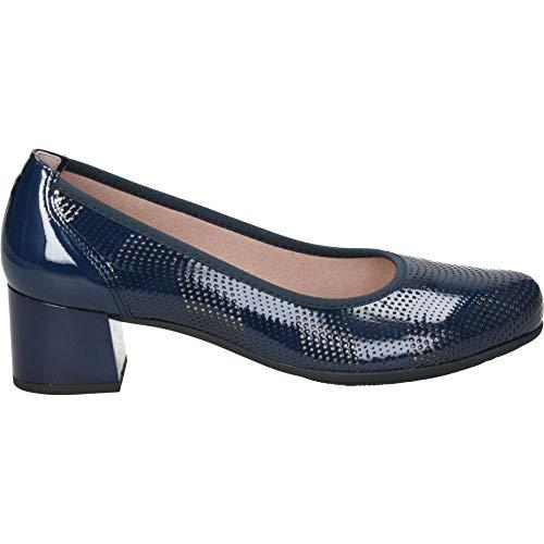PITILLOS - Zapatos PITILLOS 6041 SEÑORA Marino - 37