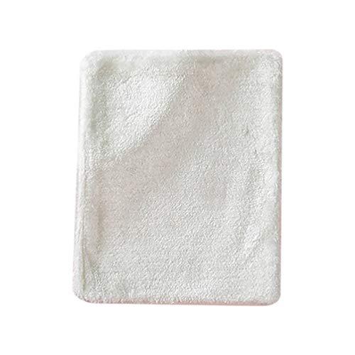 SWEEPID - Detergente desechable de fibra de madera para cocina, paño de cocina antiadherente, paño de limpieza súper absorbente, color verde claro