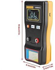 Auto Rang Capacitance Meter, MESR-100 resistor inuti kondensator Auto Ranging ESR Capacitance Meter för industri för reparation av TV