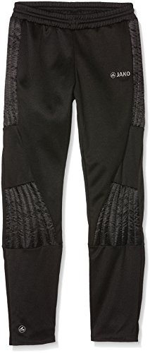 JAKO Pantalon de TW HARDGROUND Short de Gardien de But pour Homme, Enfant, 8929, Noir, 164 cm