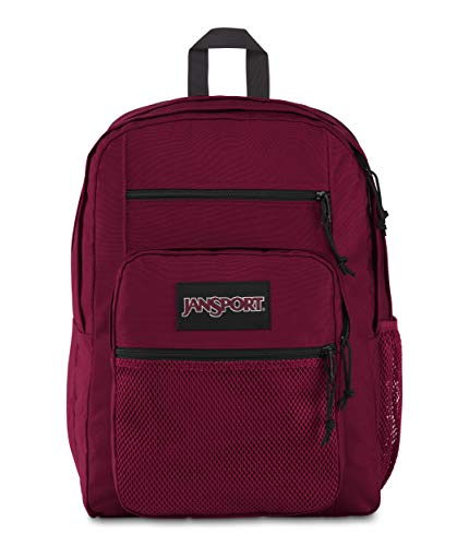 JanSport Big Campus Russet Red One Size
