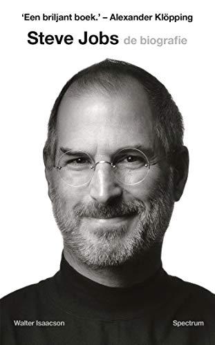 Steve Jobs: de biografie (Dutch Edition)
