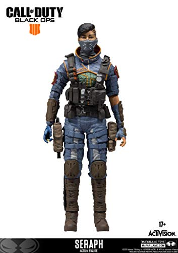 HEO Call of Duty McFarlane Toys Action Figur Seraph, 15 cm
