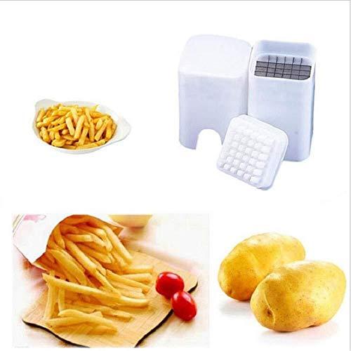 Keukenrasp CS-PS Groenten Aardappel makkelijk te bereiken en makkelijk schoon te maken Fries maken Potato Scherpe Huis Kitchen Tools (Color : As photo, Size : -)