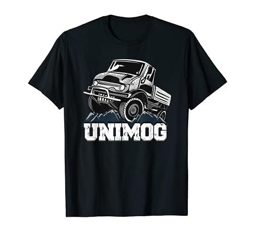 Unimog, Geländewagen, Offroad, Nutzfahrzeug, Unimog 406, T-Shirt