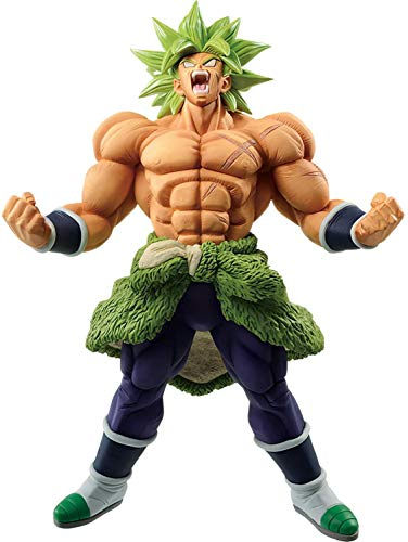 Banpresto-BP39945 Dragon Ball Z, Figura de Acción, Colosseum 2 Super Broly, Color (Bandai BP39945)