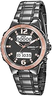 Relógio Speedo Feminino Ref: 15009lpevse2 Anadigi Grafite