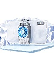Mobile Phone Cooler for iPhone. Discount applied in price displayed