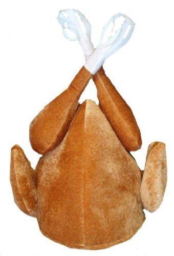 Tacchino Marrone di Natale / Cappello Costume Travestimento per il Giorno del Ringraziamento
