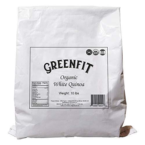 OA QUINOA Now Greenfit   Royal Organic White Quinoa (10 Lb)
