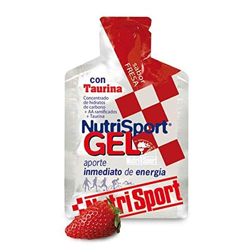 Gel Taurina Cycling Fresa