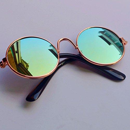 Fuwahahahahahah Puppe Coole Brille, Haustier-Sonnenbrille, für BJD Blyth amerikanisches Mädchen-Spielzeug, Foto-Requisiten 1