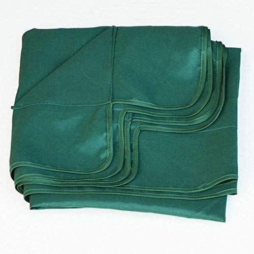 BenefitUSA Canopy ONLY Outdoor Patio Swing Canopy Replacement Porch Top Cover for Seat Furniture (77'x43', Green)