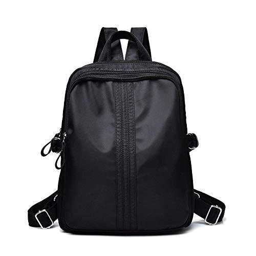SQBB Studenten Backpack Großer Junge, Junge, lässig, Reise, Rucksack, Gezeitentasche, Junge, Grundschulkind, Rucksack, schwarz, schwarz