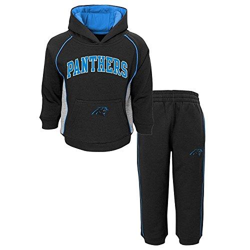 Carolina Panthers Black Blue NFL Infants