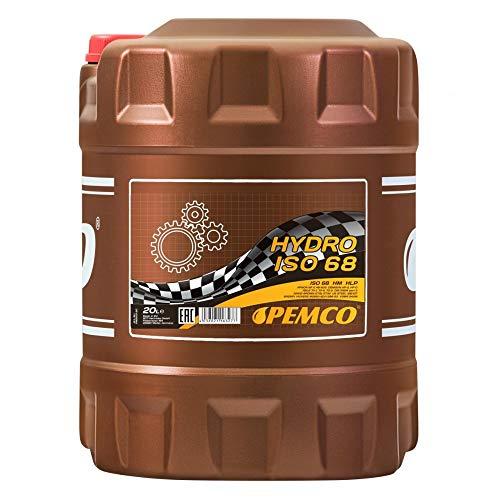 20 Liter PEMCO Hydro ISO 68 Hydrauliköl HLP 68