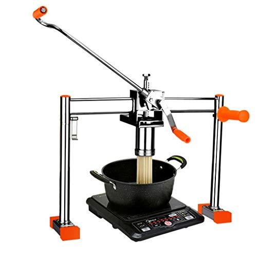 ZWB Máquina Pasta Fresca Manual de Fideos máquina de la Prensa for Pasta Fresca, Fabricante de la Pasta de Espaguetis, pastas y de la Prensa de la Herramienta de Pasta de lasaña de Cocina
