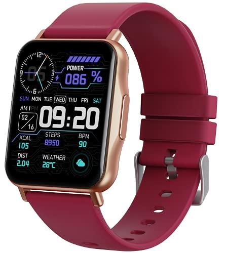 Fitnessarmband für Damen Herren,Whatsapp Funktion, Smartwatch mit Schrittzähler, Kalorienzähler Armband,1,69 Zoll Touch Farbdisplay,Fitness Tracker Fitnessuhr Android iOS