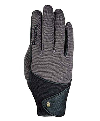 Roeckl Sports Handschuh Madison, Unisex Reithandschuh, Walnuß 10,5