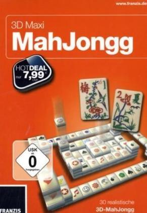 3D Maxi MahJongg (PC)