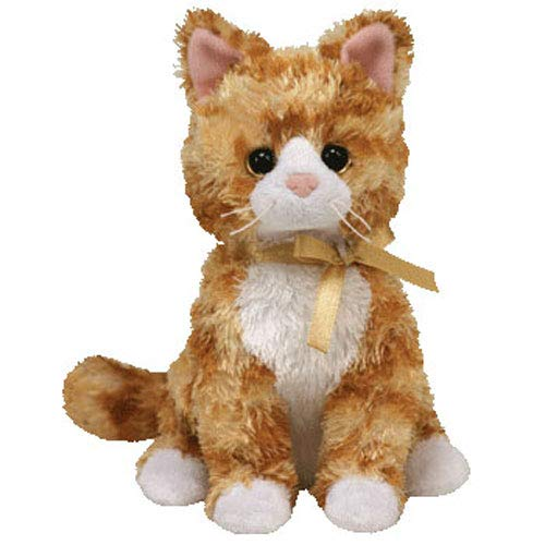 TY Beanie Baby - ROMEO the Orange Cat