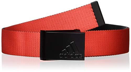 adidas Golf unisexe Ceinture réversible Web - Real Coral S18
