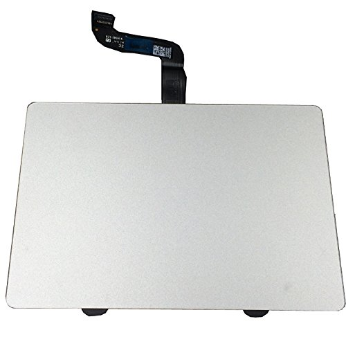 OLVINS Repuesto Reparación Part Touchpad Trackpad para Apple MacBook Pro 15 Retina A1398 Trackpad con Cable Flex 821 – 1904 de a 2013 año