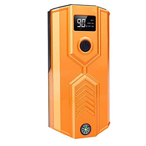 For Sale! MARXIAO Car Emergency Start Power Supply 12V, Large-Capacity Car Battery V6 Multi-Function...
