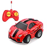 Toys for 2-5 Year Old Boys,Mini Remote Control Car,Toddler Toys Age 2-4,RC Car for Kids,Car Toys for Boys 3-5 Year Old,Gifts for 2 3 4 5 Year Old Boys Girls Birthday,Red