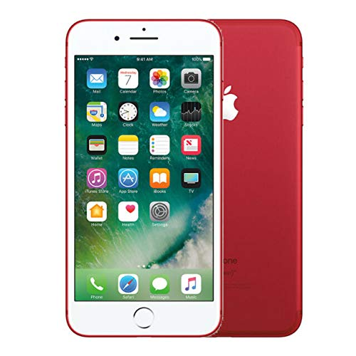 Apple iPhone 7 Plus 32GB Rojo (Reacondicionado)