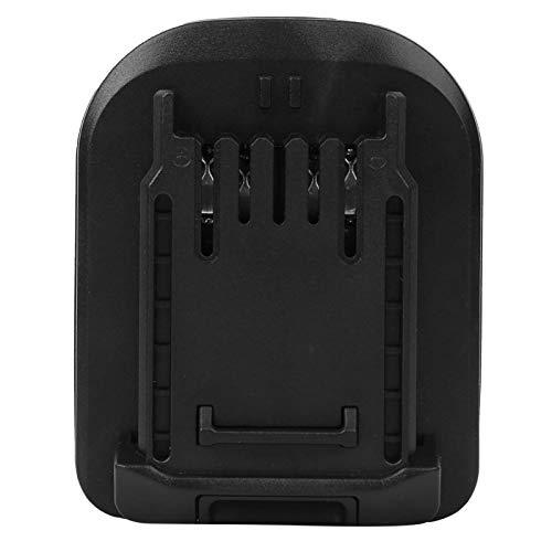 Bediffer Moldeo por inyección Adaper de batería de 18 V, batería de...