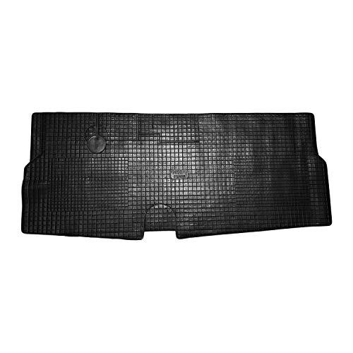 RE&AR Tuning Alfombrillas de goma para Hyundai H100, color negro