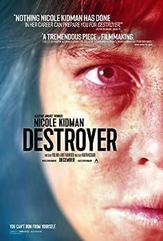 Destroyer Movie Poster Limited Art Wall Print Photo Nicole Kidman Size 8x10#1