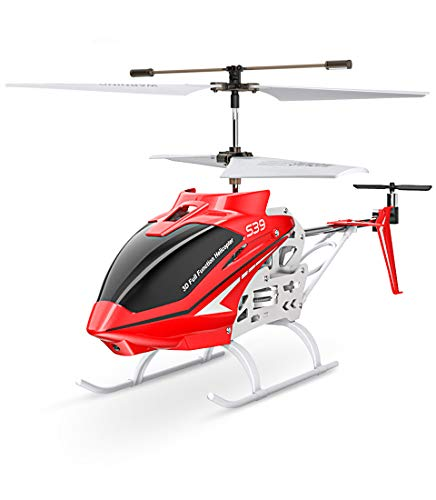 Syma S39 Radio Control Helicopters 3 channels Helicopters Aircraft Gyroscope Control Stability