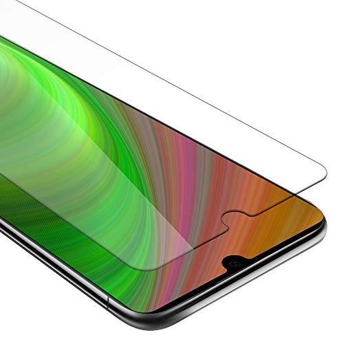 Cadorabo Panzerglasfolie für Huawei P SMART 2019 - Schutzfolie in KRISTALL KLAR - Gehärtet (Tempered) Bildschirmschutz Glas in 9H Festigkeit mit 3D Touch Kompatibilität
